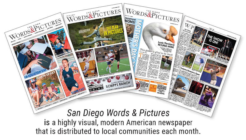 San Diego Words & Pictures Advertising