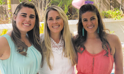 Three sisters gain careers helping others